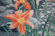 Day Lilies Detail